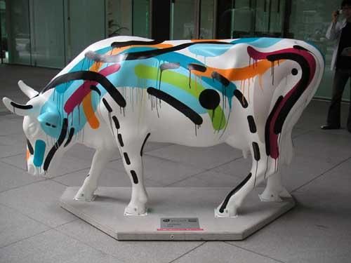 カウパレード東京2006 その4