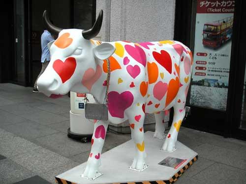 カウパレード東京2006 その5
