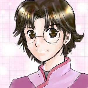 メガネっ子村田健猊下(今日からマ王)