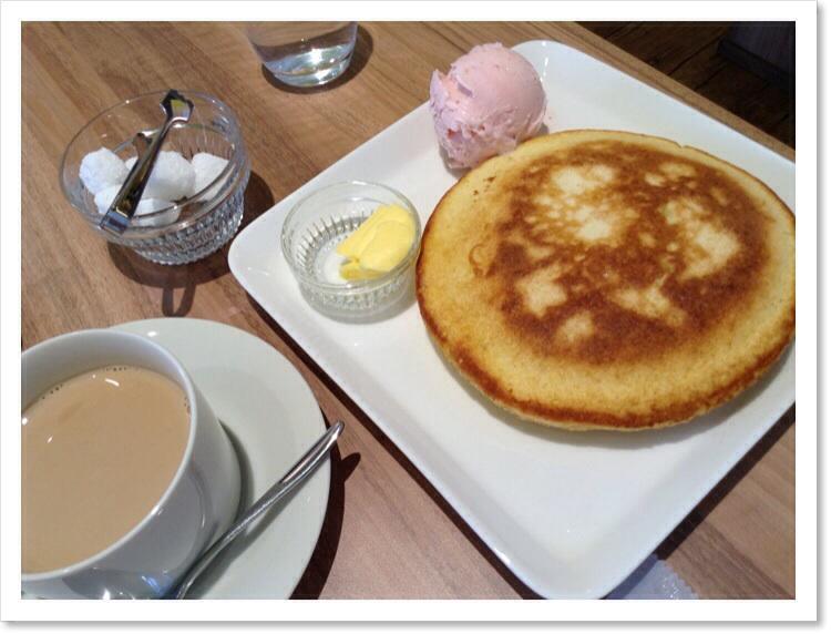 【パンケーキの旅】オーチャードカフェ