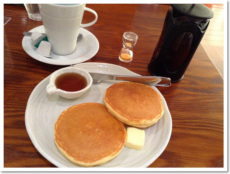 【パンケーキの旅】Cue's Cafe(キューズカフェ)