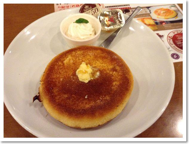 【パンケーキの旅】ガスト