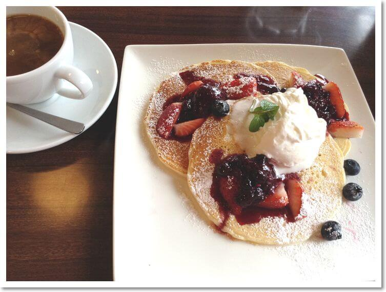 【パンケーキの旅】アロハカフェ カウカウ 新鎌ヶ谷店