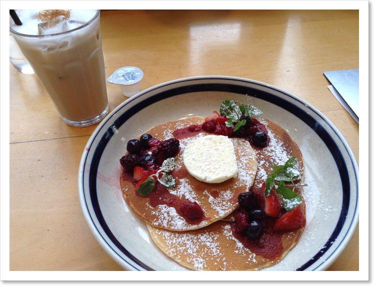 【パンケーキの旅】FREEMAN CAFE
