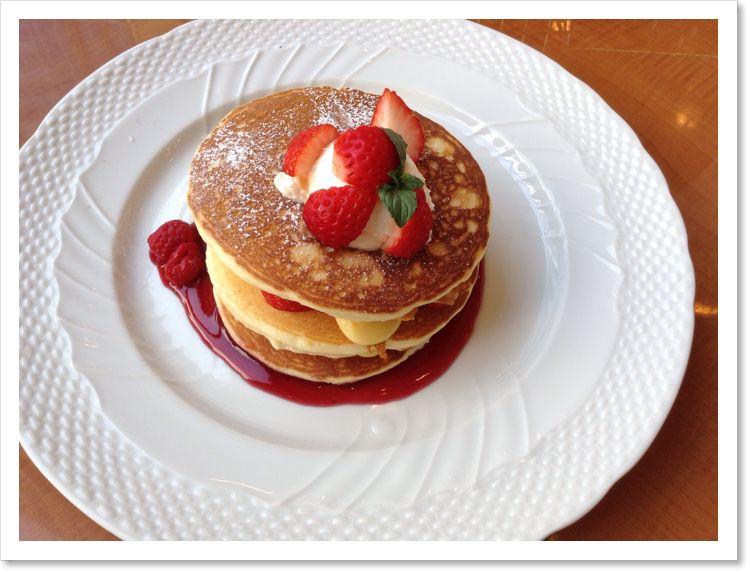 【パンケーキの旅】Cafe de esola