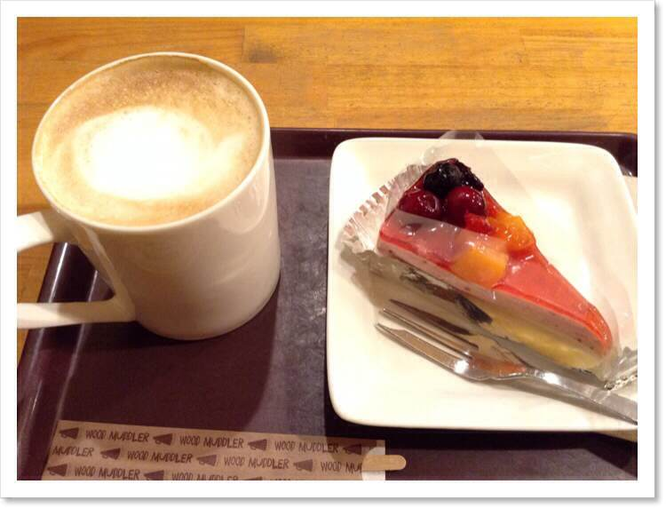 【カフェ】西船橋のcafe CAPRI