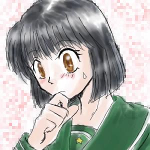 杏ちゃん。